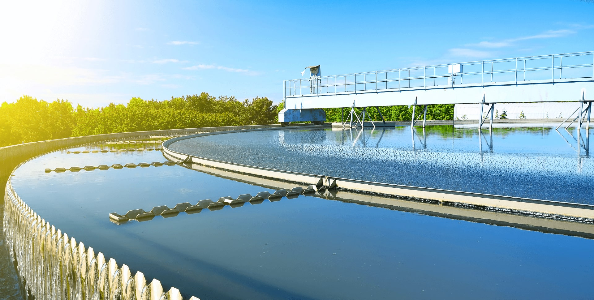 water treatment plant construction company, water infrastructure companies in india